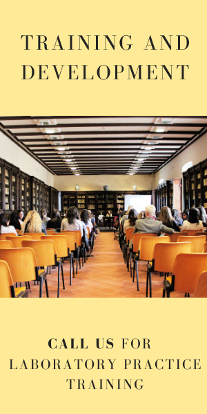 Laboratory practice and training